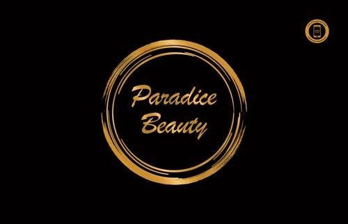 نمایشگر جیبی سالن زیبایی پارادایس